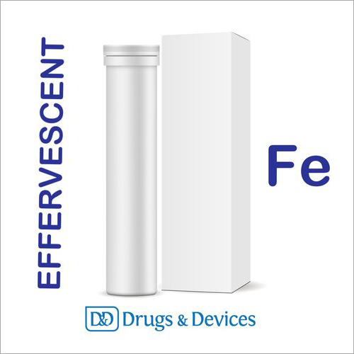 Iron Effervescent Tablet