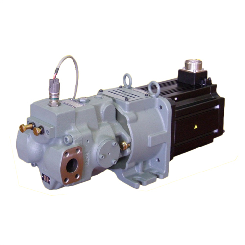 Servo Driven Vane Pumps