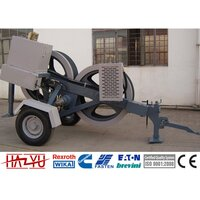 TY1x20 Max Continuous Pull 20kN Tension Machine For Overhead Stringing