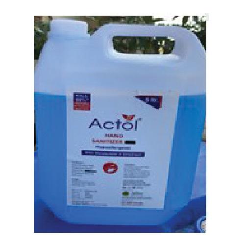 Hand Sanitizer Liquid Type - 5 Liters