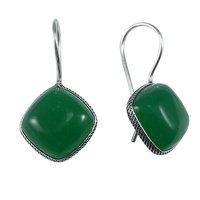Green Onyx Gorgeous Earring  PG-133355