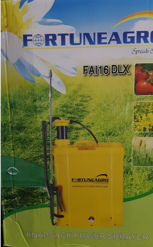 2 in 1 Battery and Manual Operated Sprayer