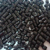 PP 30% Glass Filled Black Granules