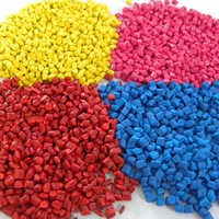 Colored PPCP Granules
