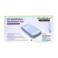 UV disinfection sterilization box