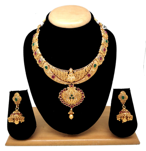 New Design Traditional Jewellery Neckalce set
