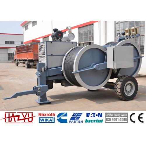 TY1x80 Stringing Equipment Hydraulic Tensioner Machine For Overhead Stringing