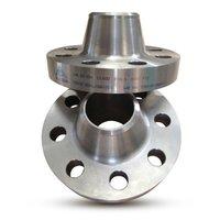 ASME B16.5 forged gr2 titanium WN RF flange weld neck flange