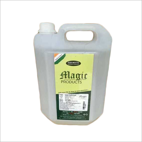 Hand Sanitizer Gel Magic 5Ltr