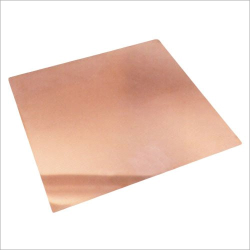 Copper Earthing Plate