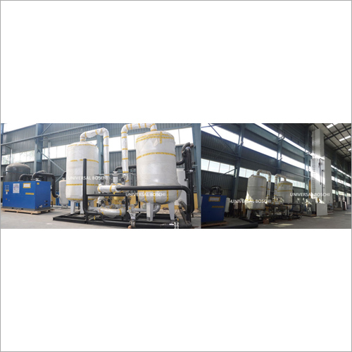 Tonnage Liquid - Gas Oxygen & Nitrogen Air Separation Plant