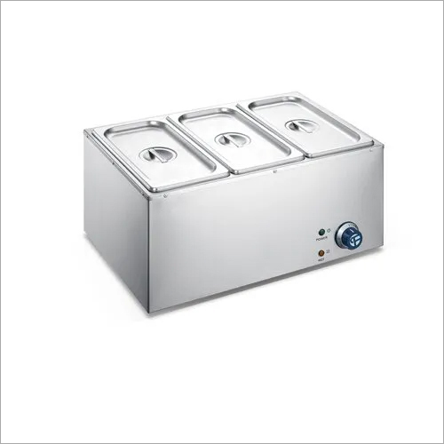 Bain Marie [2 Pans of 1/3 x 150mm] Commercial