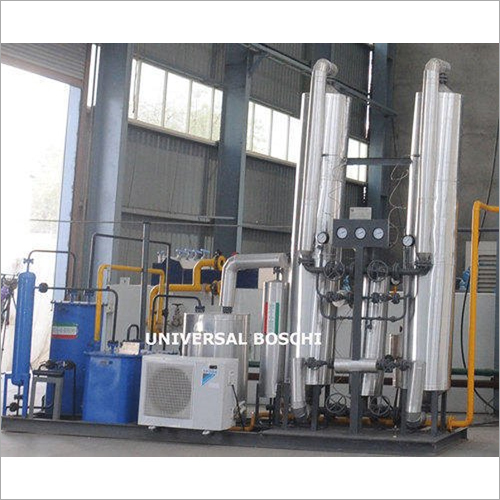 Oxygen Plant Purification Unit