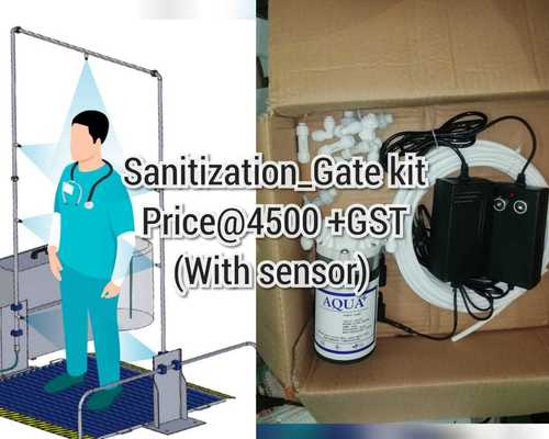 Sanitization Gate Kit