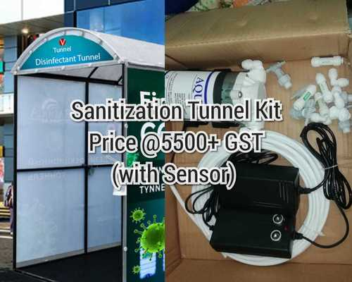Sanitization Tunnel Kit