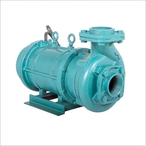 Open Well Pump with CI Body