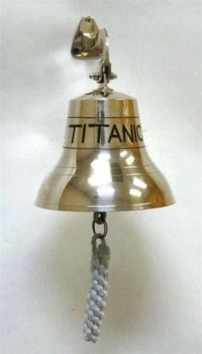 Nauticalmart Brass Ship Bell 6