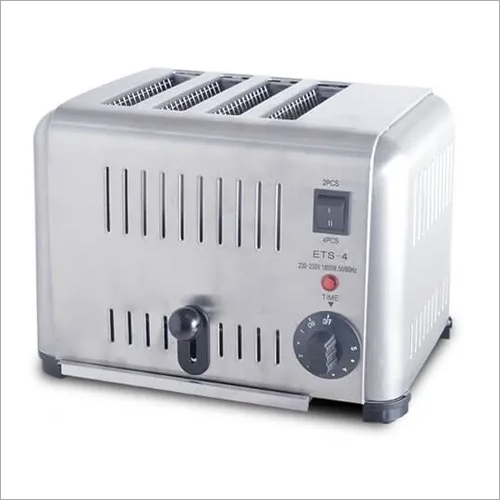 Toaster 4 Slot, 2000 Watts, Commercial