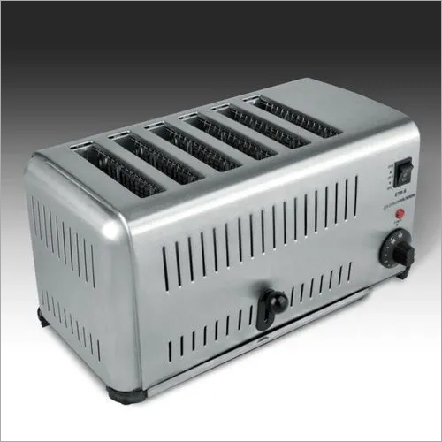 Toaster 6 Slot Pop Up, 3000 watts, Commercial