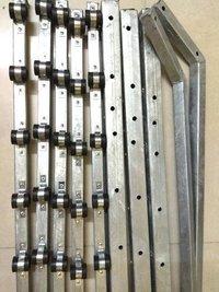 Solar Fencing Iron Poles