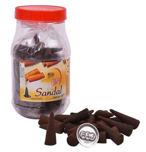 Raj sandal cone