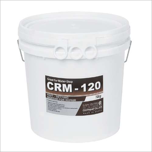 Extra Rapid Setting Mortar for  Water Stop