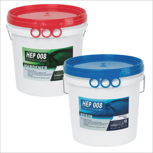 Epoxy Putty for wet surface