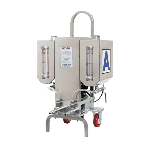 Acrylic Injection Pump