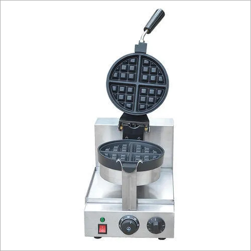 Waffle Baker Rotary 1 Kw, Commercial