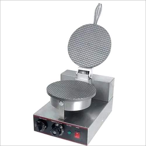 Waffle Maker Cone 1 Kw, Commercial