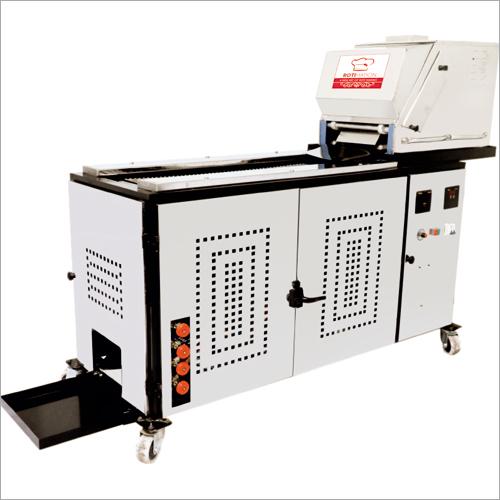 Semi Automatic Roti Chapati Making Machine