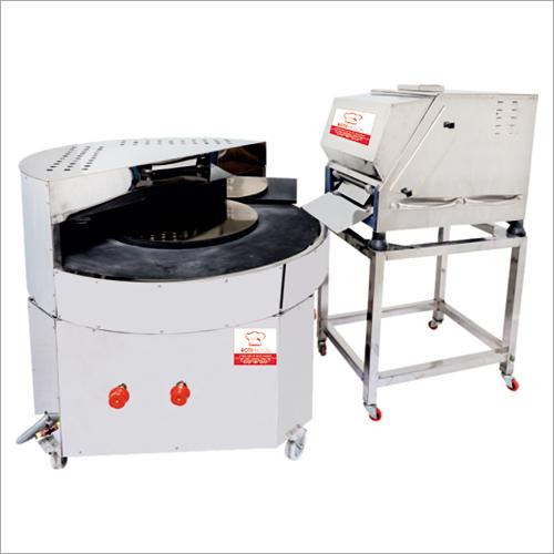 Automatic Chapati Roasting Machine