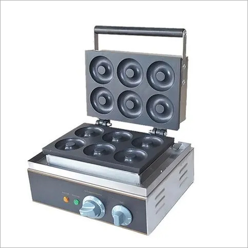 Waffle Donut Maker 1.5 Kw Commercial