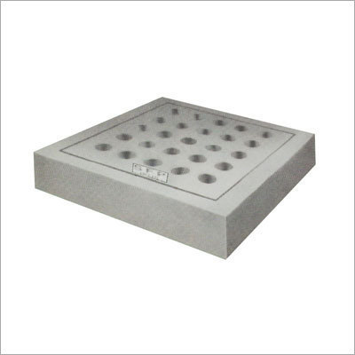 Square Manhole Frame and Cover with Hole