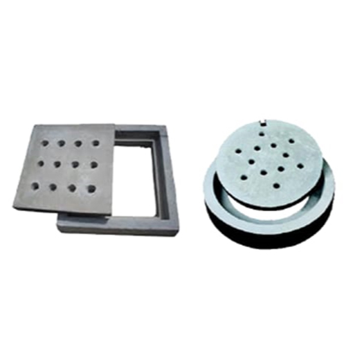 Round and Square Manhole Covers
