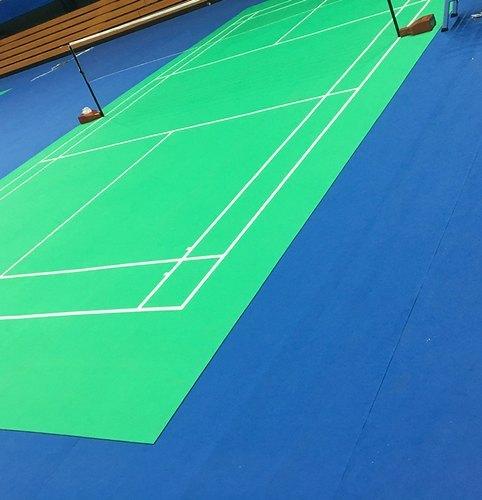 Badminton Synthetic Floor