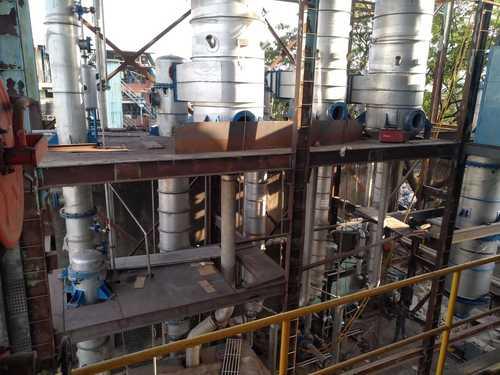 Evaporator Plant For Pharmaceutical Industries