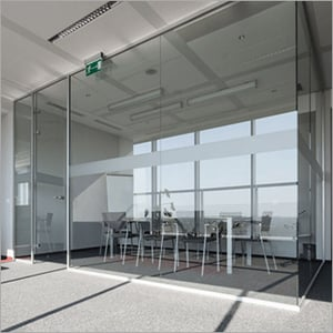 Panel Glass Partition