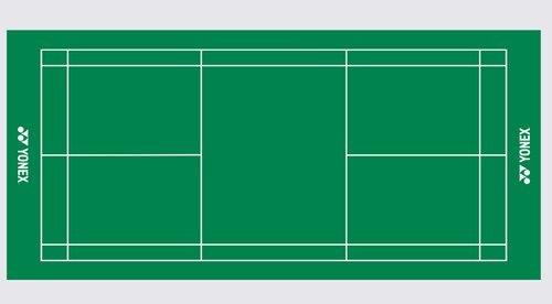 Yonex Badminton Courts Mat