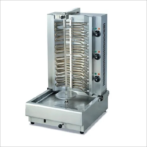 Shawarma Machine Electric 6 Kw Large, Commercial