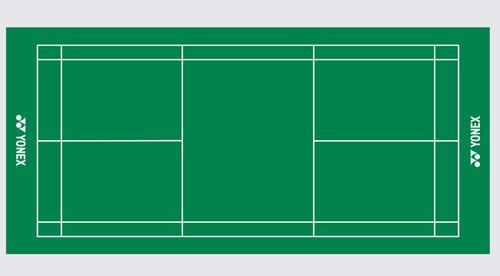 Yonex Badminton Court Flooring