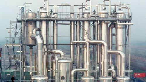 Evaporator Plant For Pharmaceutical Industries