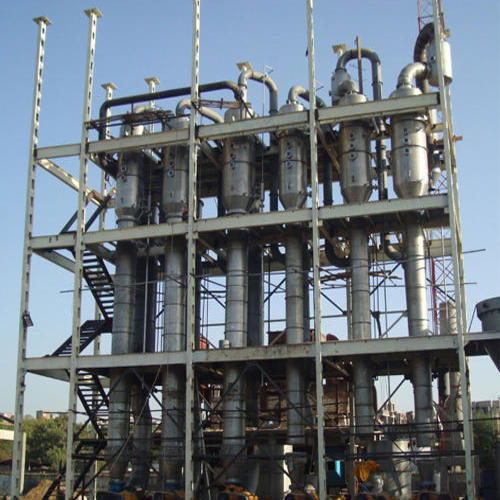 Multiple Effect Evaporator Plant For Textile Industry