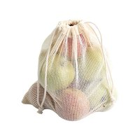 Mesh Cotton Bag