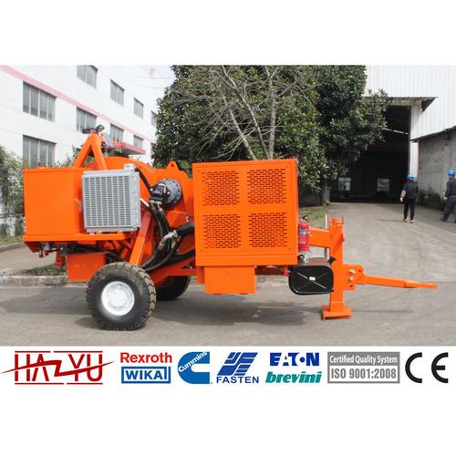 TY1x40DV Stringing Equipment Tension Machine For Overhead Stringing