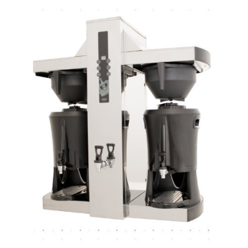 Coffee Queen Twin Tower Brewer Machine