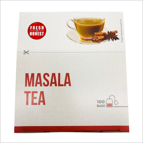 Fresh & Honest Masala Tea