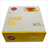 Fresh & Honest Lemon Tea