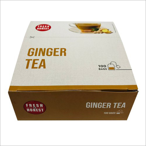 Fresh & Honest Ginger Tea
