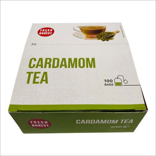 Fresh & Honest Cardamom Tea